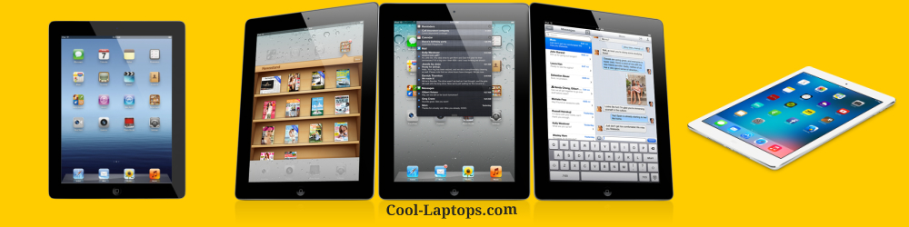 Apple IOS Tablets